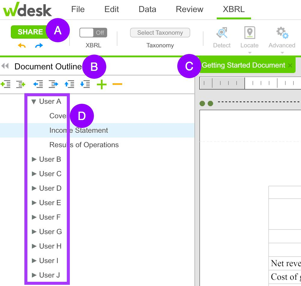 Lesson 1 accessing your documents wdesk help for Documents 5 help